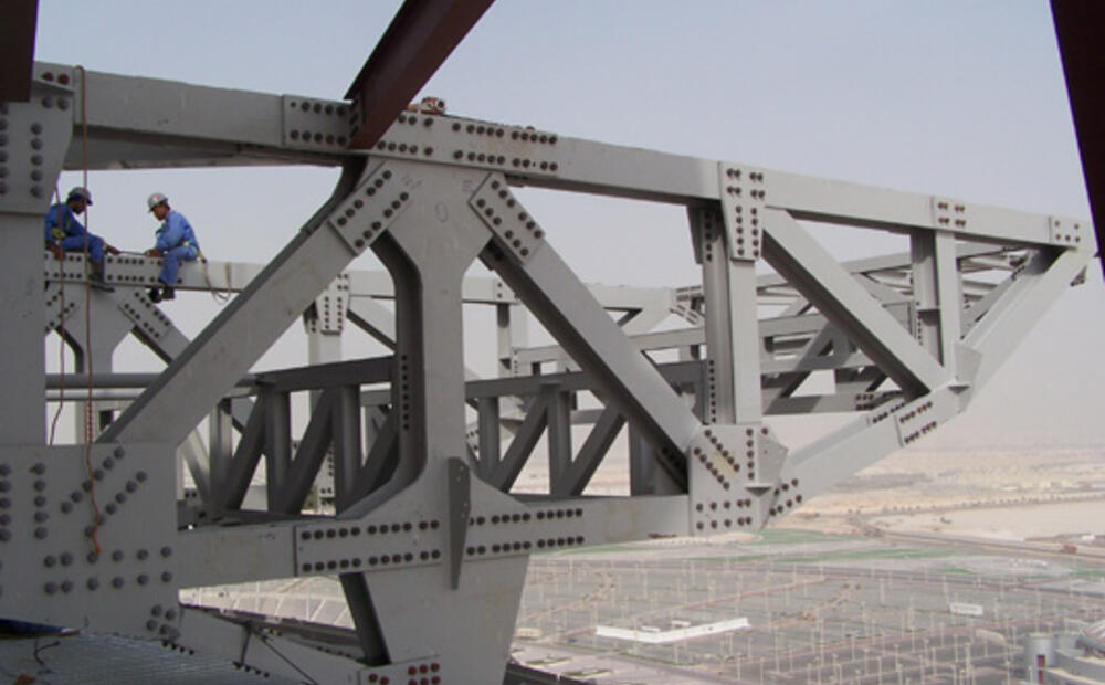 Light And Fast Construction Arcelormittal Steel Solutions