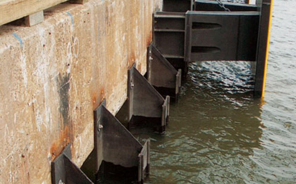 Wharf Structures Upgrade And Harbour Deepening With