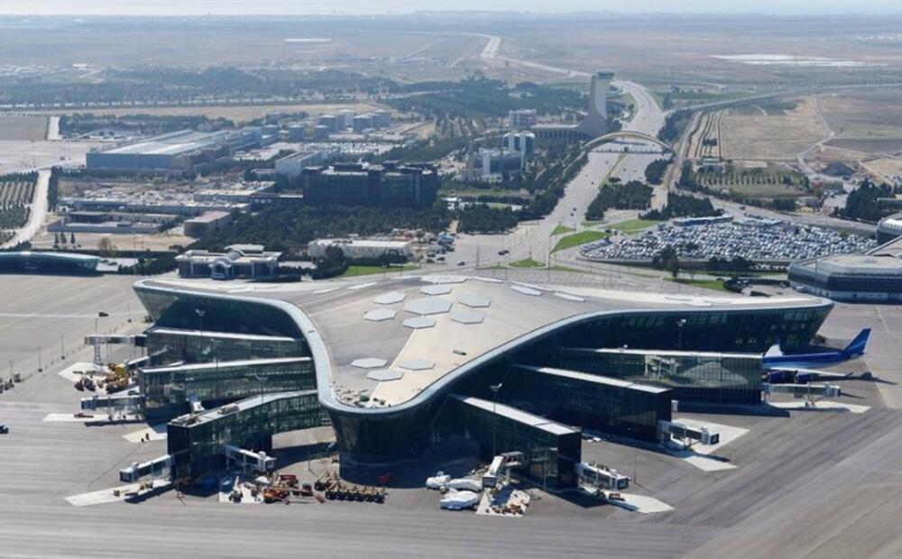 Anti Seismic Roof Solution For Heydar Aliyev International