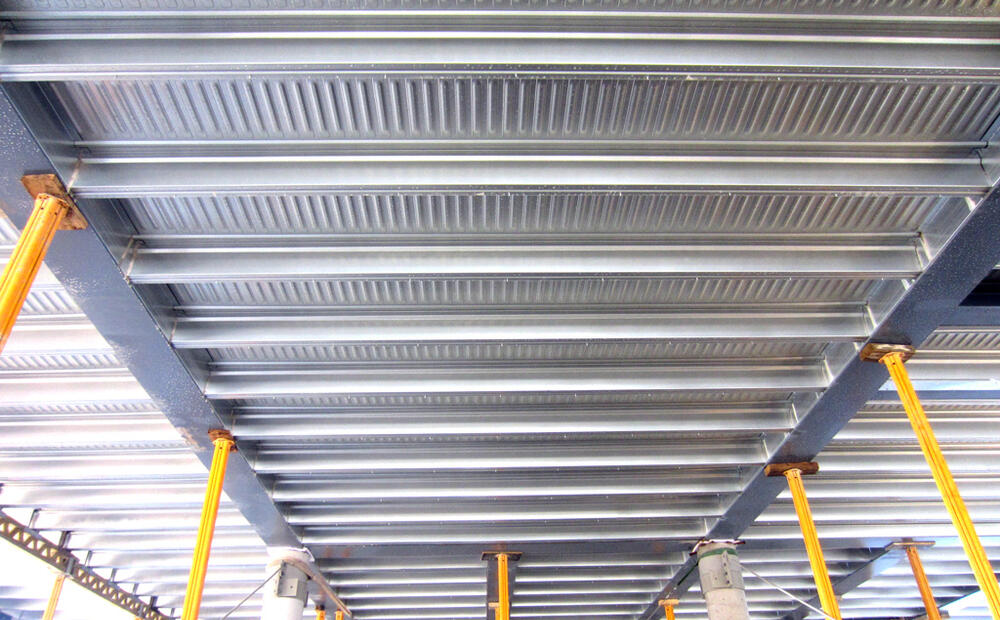 Kons Building Innovative Steel Composite Solutions For A