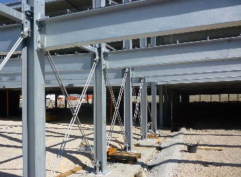 Steel Solutions For Fire Safety Constructalia For